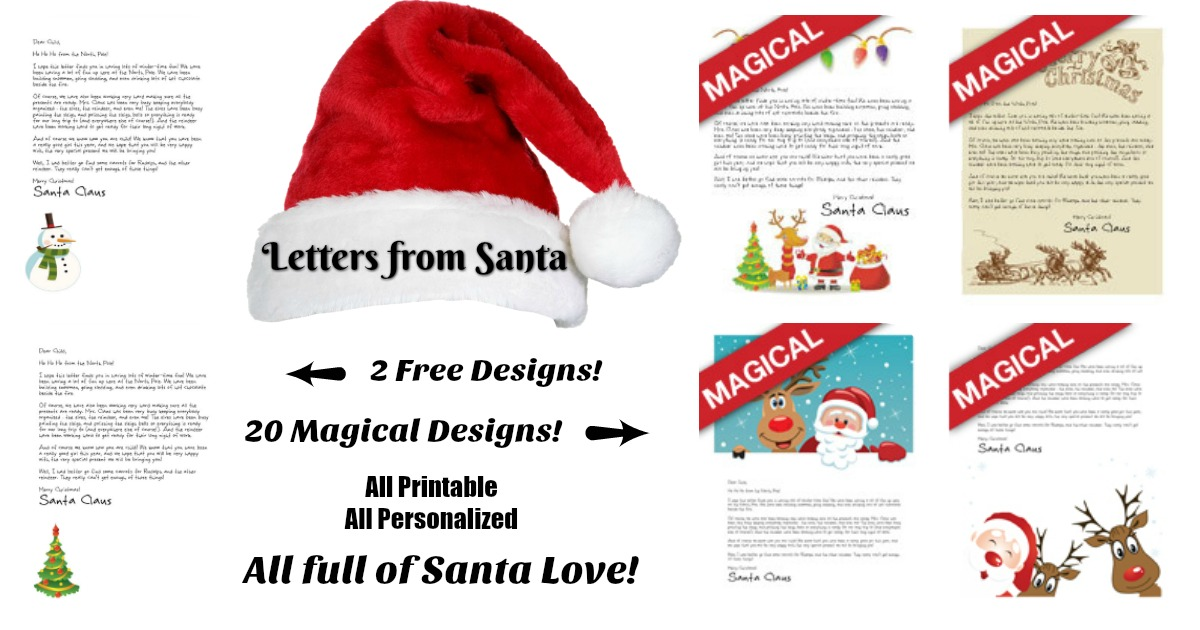 Free letters from santawe forgot to tell you letters from free letters from santawe forgot to tell you letters from santa blogletters from santa blog spiritdancerdesigns Images