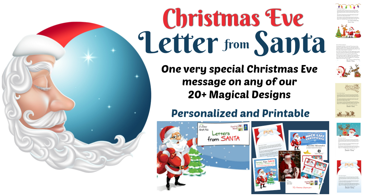 Christmas eve letter from santa letters from santa blogletters christmas eve letter from santa letters from santa blogletters from santa blog spiritdancerdesigns Choice Image
