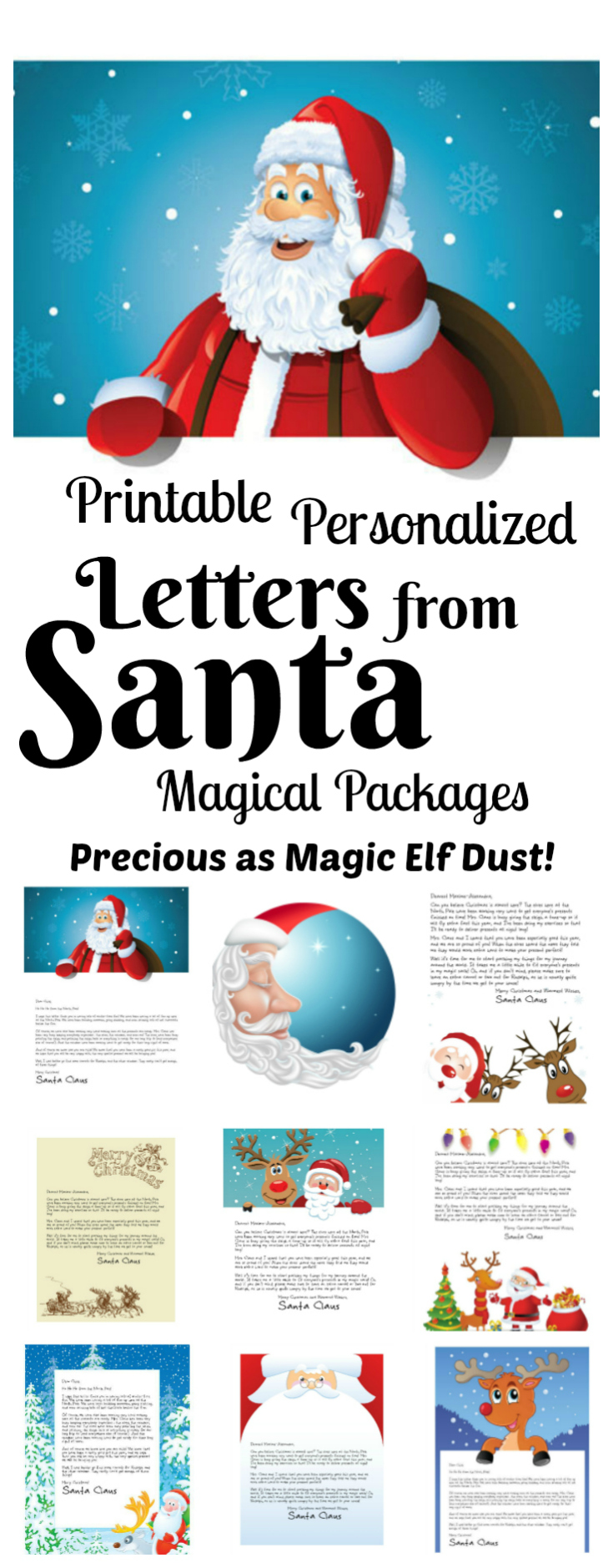 magical santa packages letters from santa our magical packages letters from 15711 | Letters From Santa Magical Packages
