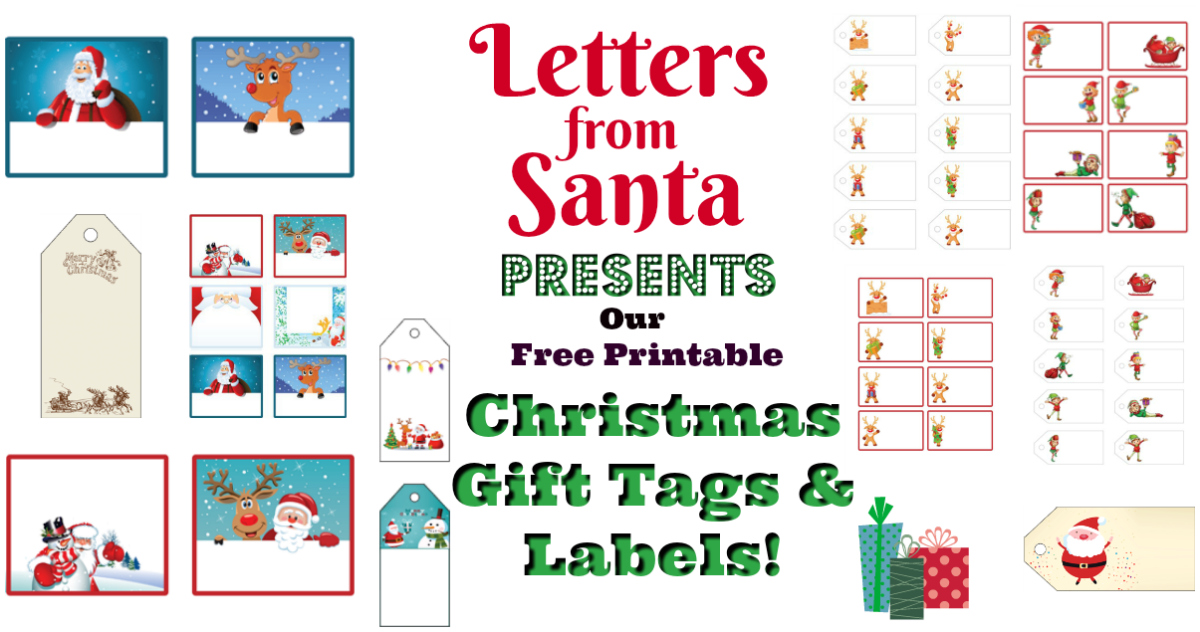 letter asking for christmas gifts letters from santa presents free printable gift 22588