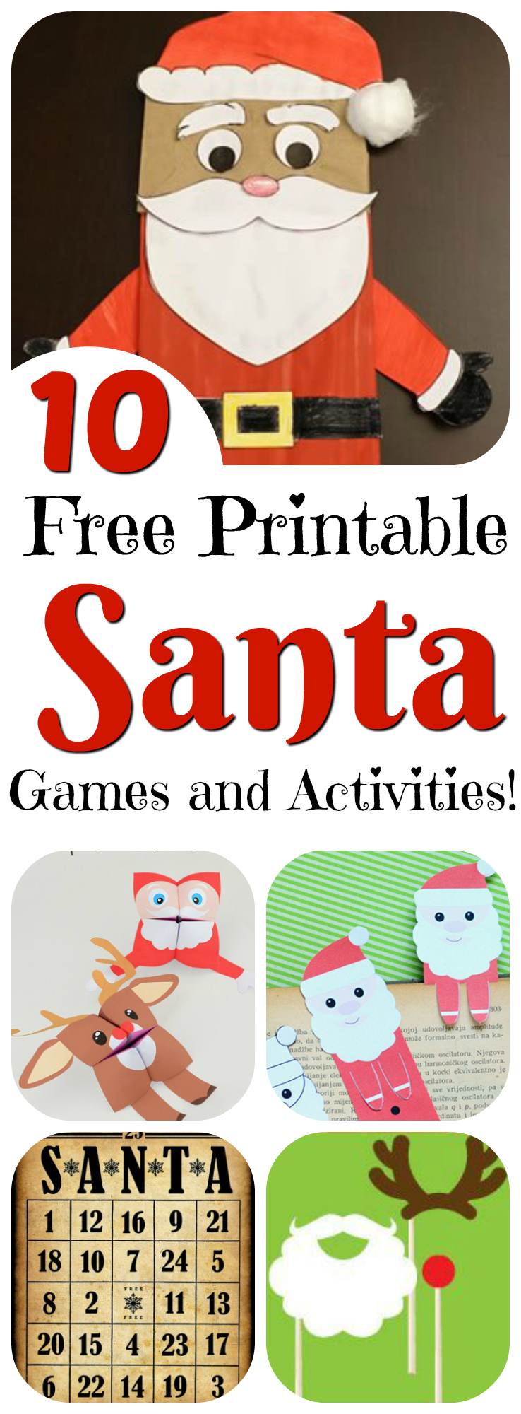 santa letters free printable santa 10 amp activities letters from 1609
