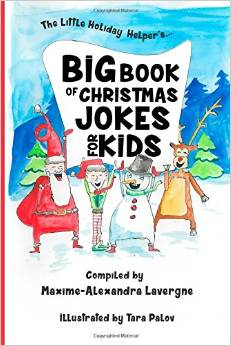 Big book of christmas jokes for kids a book of giggles from the