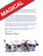 Santa and Reindeer Herd